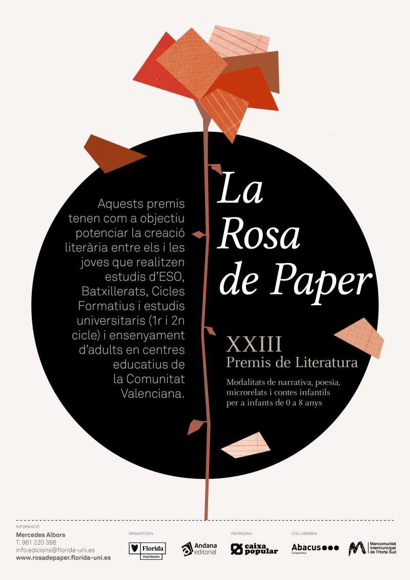 La Rosa de Paper.