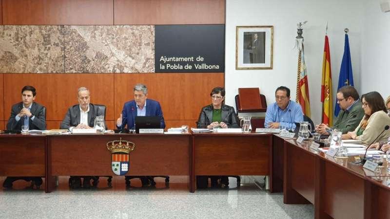 Govern de la Pobla de Vallbona. / EPDA.