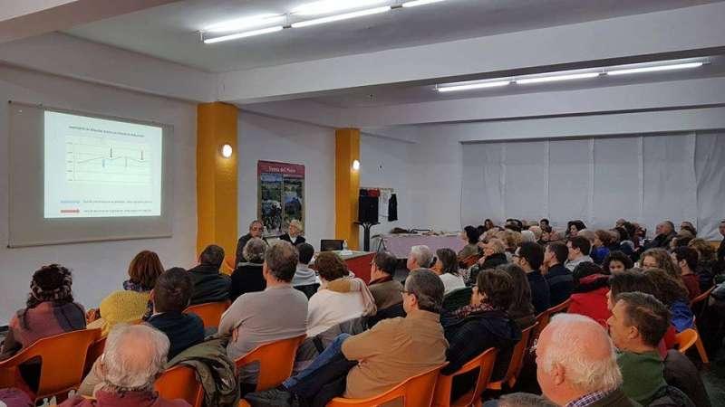 Sesión celebrada en Jaraguas