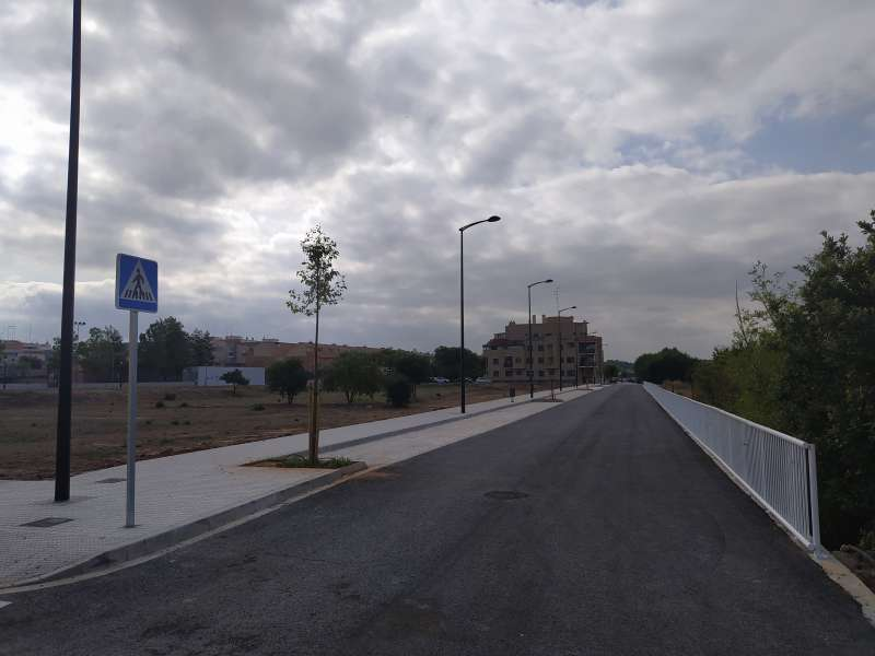 Avenida Pont de Saint Martin. / EPDA