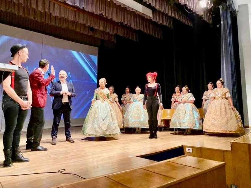 Gala de la Cultura. EPDA