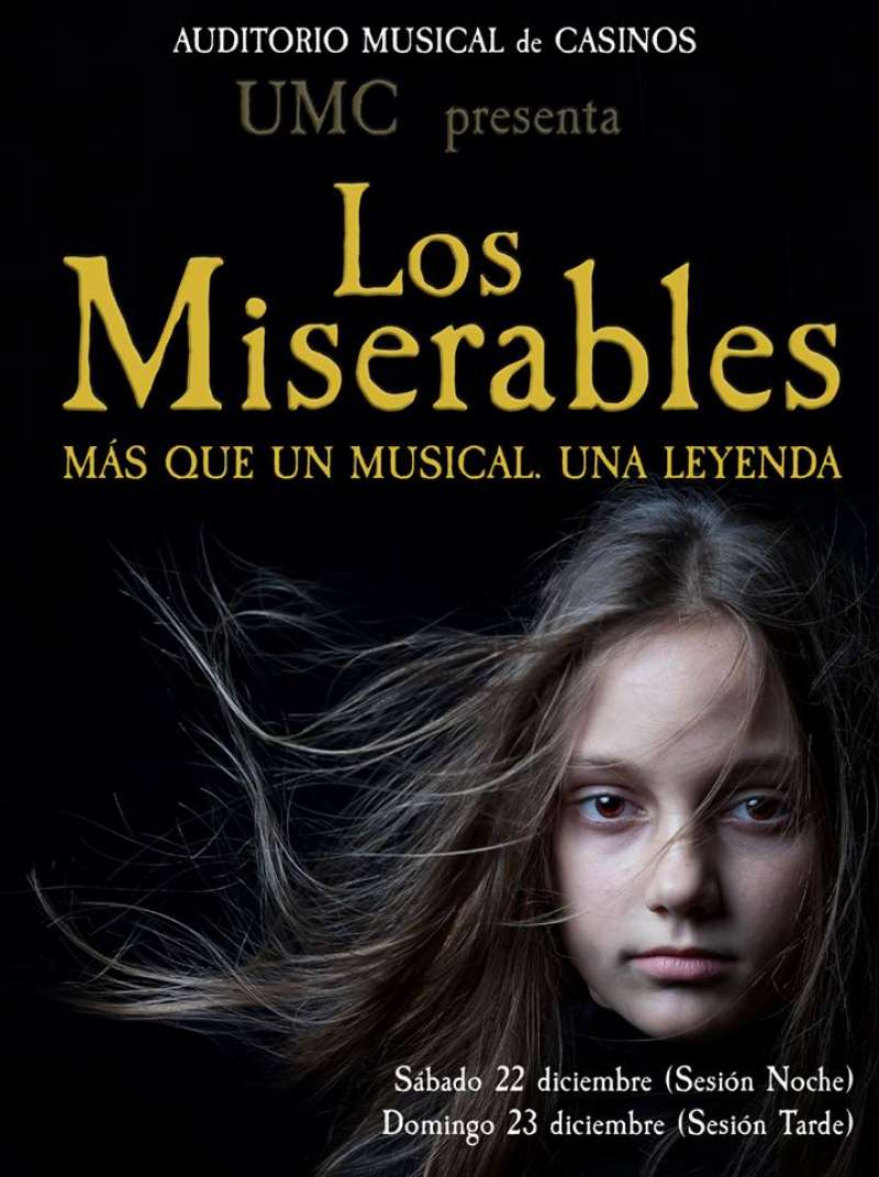Cartel Los Miserables