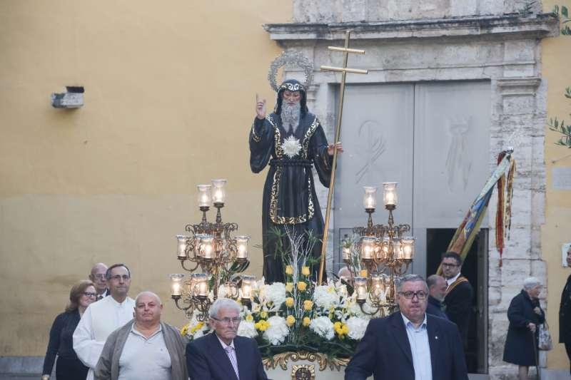 Peaña de Sant Francesc de Paula