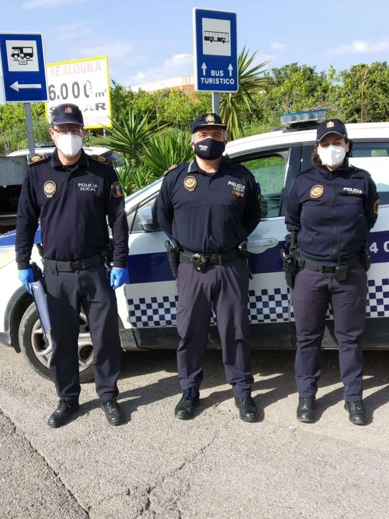 La Policía aclara dudas a la ciudadanía