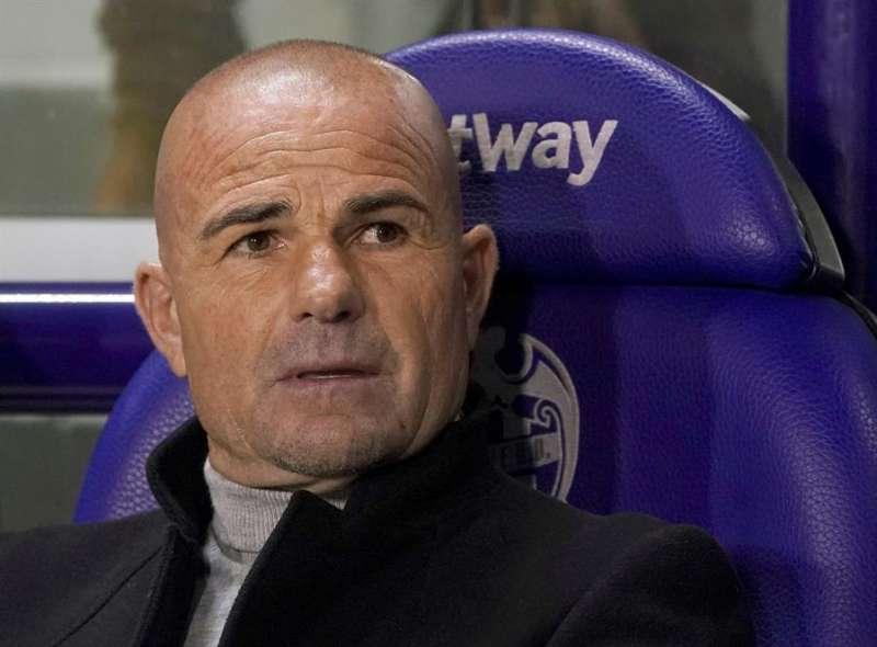 El entrenador del Levante, Paco López. EFE/Archivo