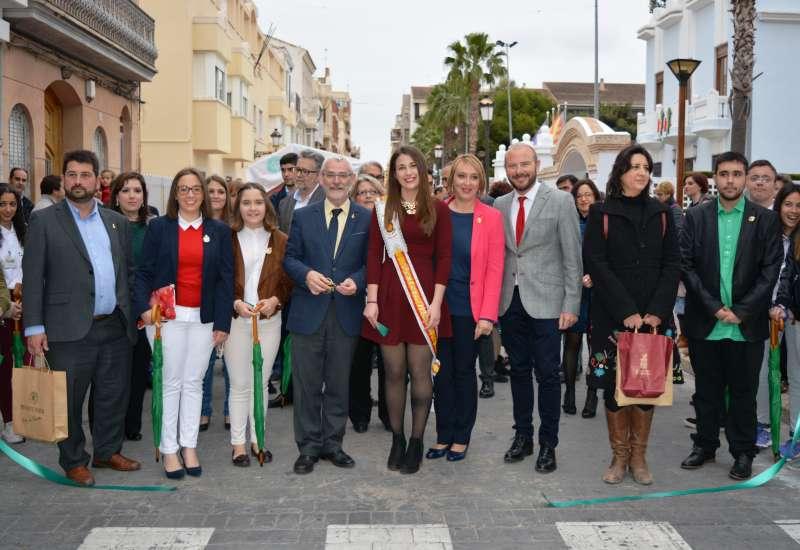 Foto de familia de la inauguración de la FAC.//EPDA