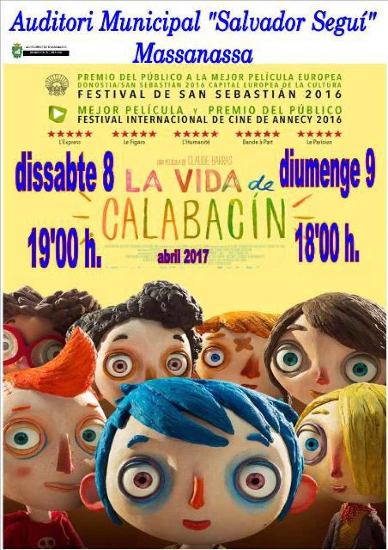 Cartell del cinema a Massanassa. EPDA