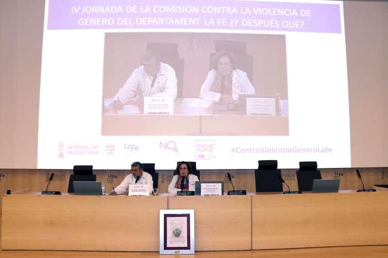Jornada de la Comisión contra la Violencia de Genero. EPDA