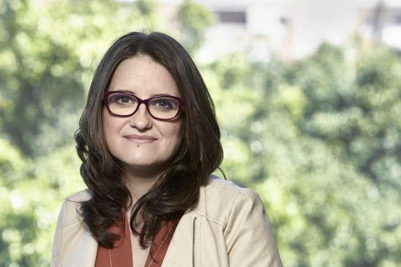 Mònica Oltra. //EPDA