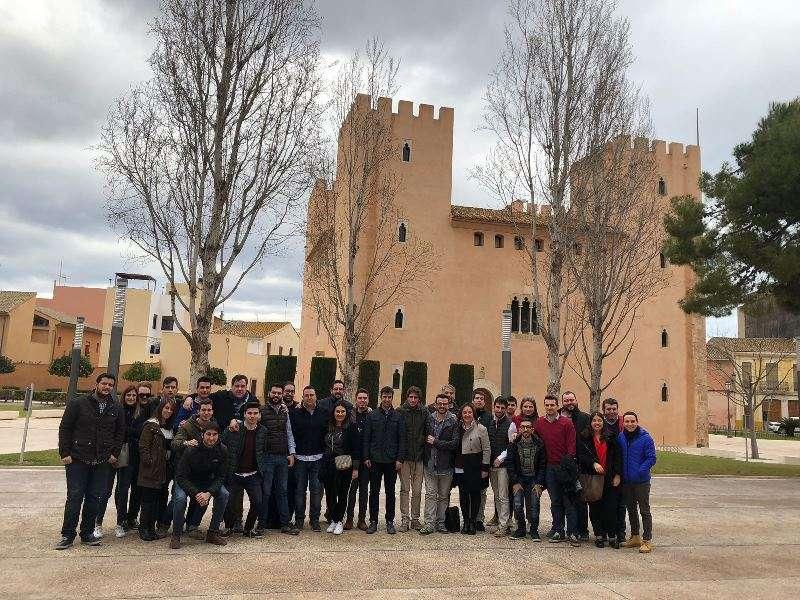 Participantes en la jornada en Albalat dels Sorells. EPDA