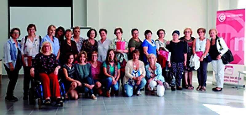 Trobada de dones de Pactem Nord. EPDA
