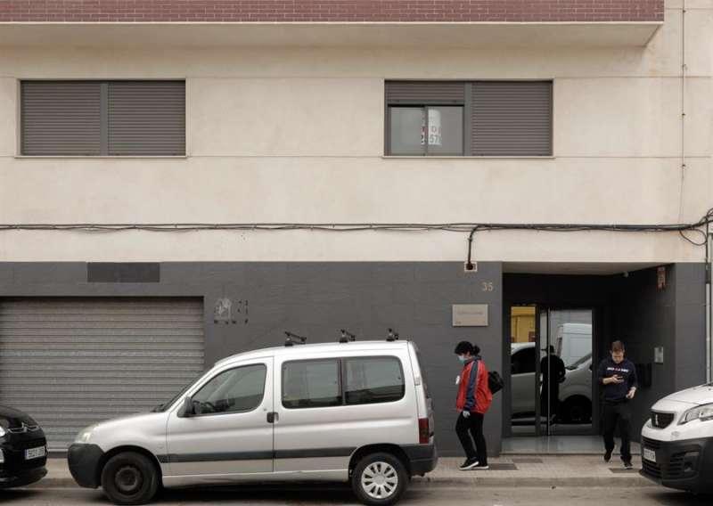 Un hombre de 31 años se ha suicidado al lanzarse al vacío desde un cuarto piso de un domicilio de Almassora (Castellón) (en la imagen). EFE/ Domenech Castelló