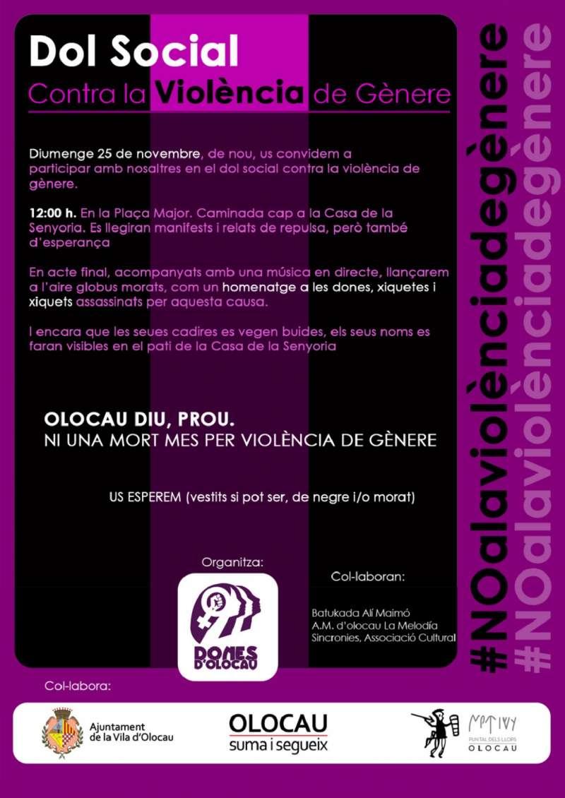 Cartell 25N Olocau