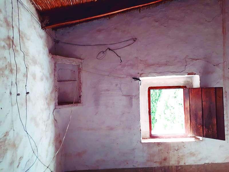 Interior de la casa. EPDA