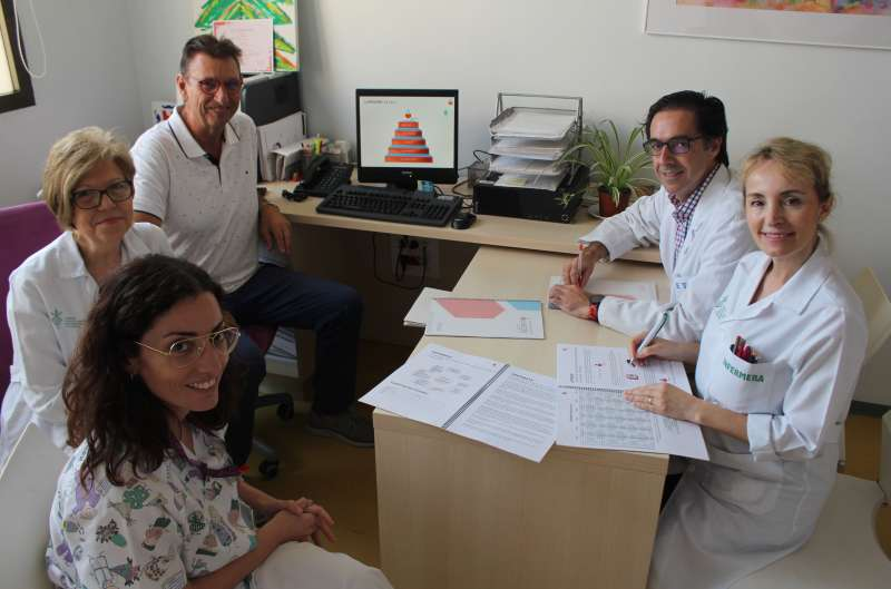 Médicos de la Fundación del Hospital General. EPDA