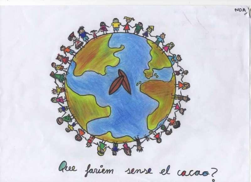 La propuesta de Noa Moliner Pascual del colegio María Yocasta Ruiz Aguilera del Port ha sido la elegida.