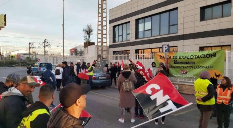Huelga convocada el 25 de febrero. CNT
