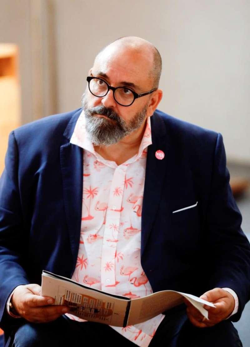 El secretario autonómico de Empleo, Enric Nomdedéu. EFE/Archivo