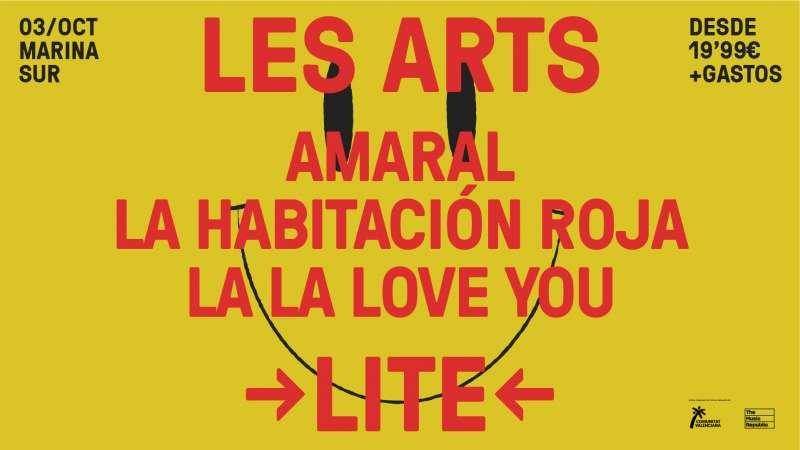 Foto Festival Les Arts Lite