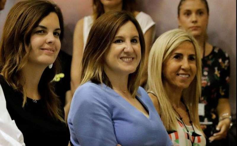 Catalá y Sandra Gómez. EPDA