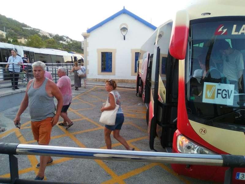 Ferrocarrils de la Generalitat Valenciana. GVA