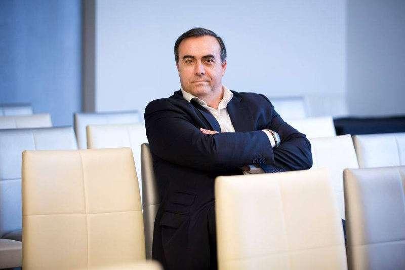El presidente de la Asociación Transparencia, Juan Carlos Galindo. FOTO EPDA