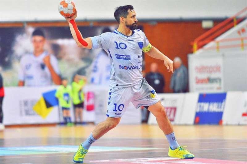 El internacional chileno Feuchtmann, primer fichaje para la próxima temporada, en una imagen facilitada a EFE.