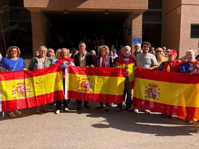 Miembros del Partido Popular en Torrent -EPDA