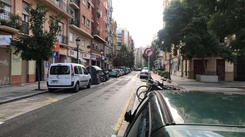 Barrio de Russafa FOTO: EPDA