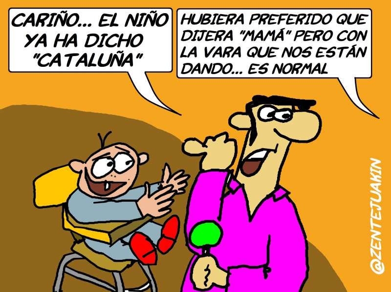 Viñeta de Vicente García Nebot publicada en Elperiodicodeaqui.com