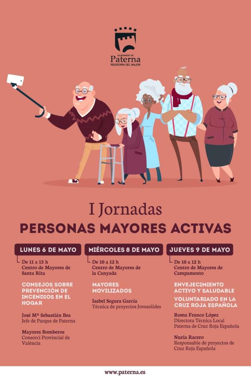 I Jornada Personas Mayores Activas