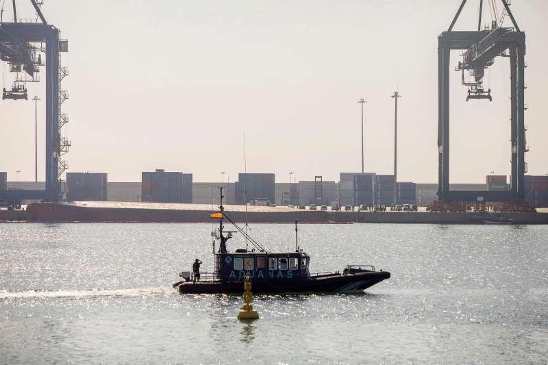Barco en una imagen de archivo. EPDA.