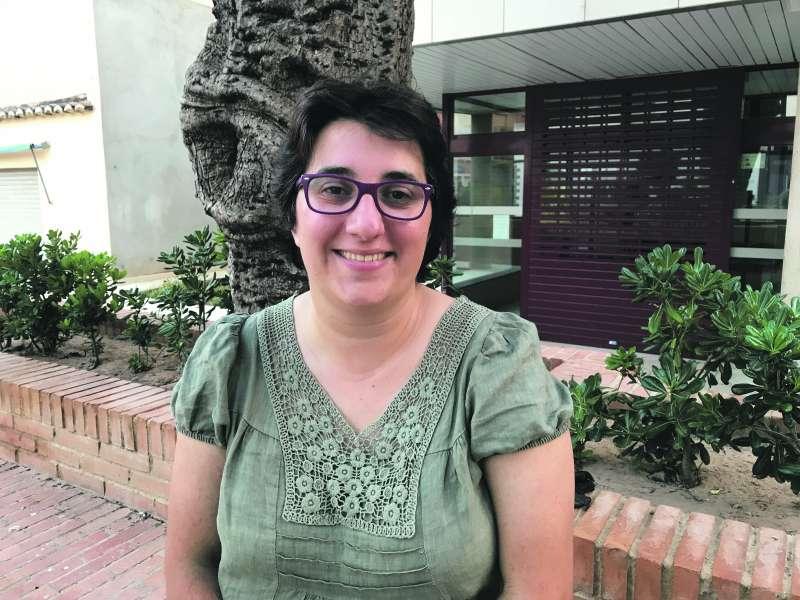 La valencianista Rosella Antolí. EPDA