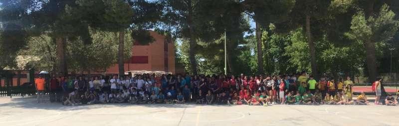 III Encuentro deportivo municipal