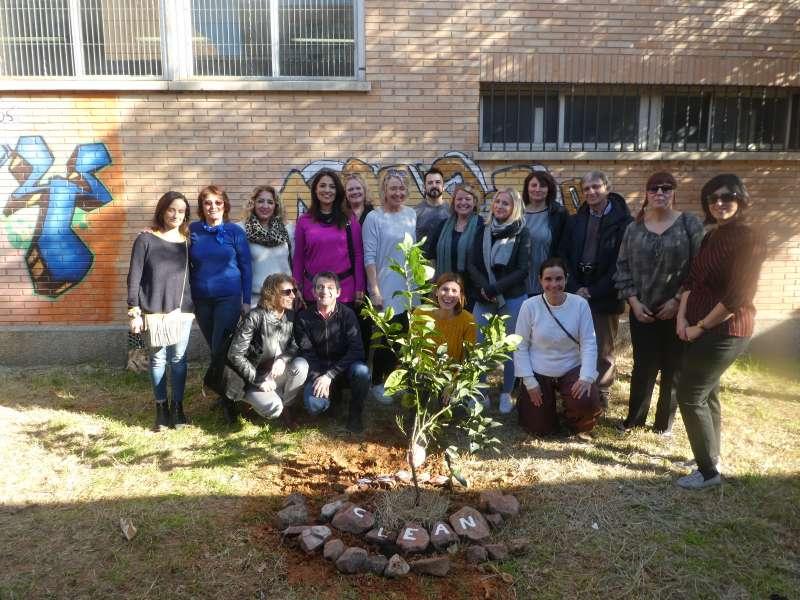 L?IES de Sedaví participa en un programa Erasmus amb tres països