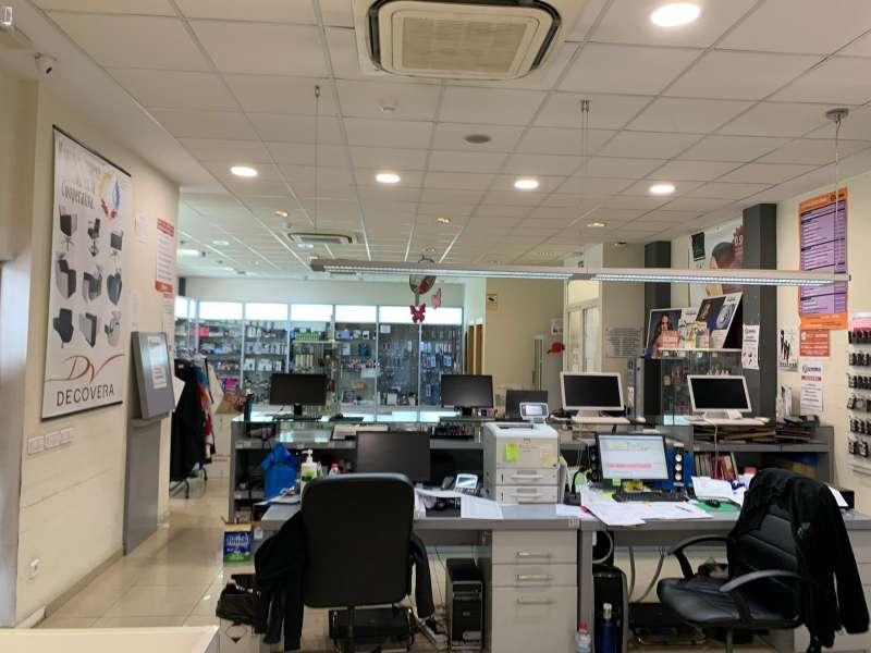 Oficinas de la Coopoerativa de Peluquería y Estética de la CV. EPDA