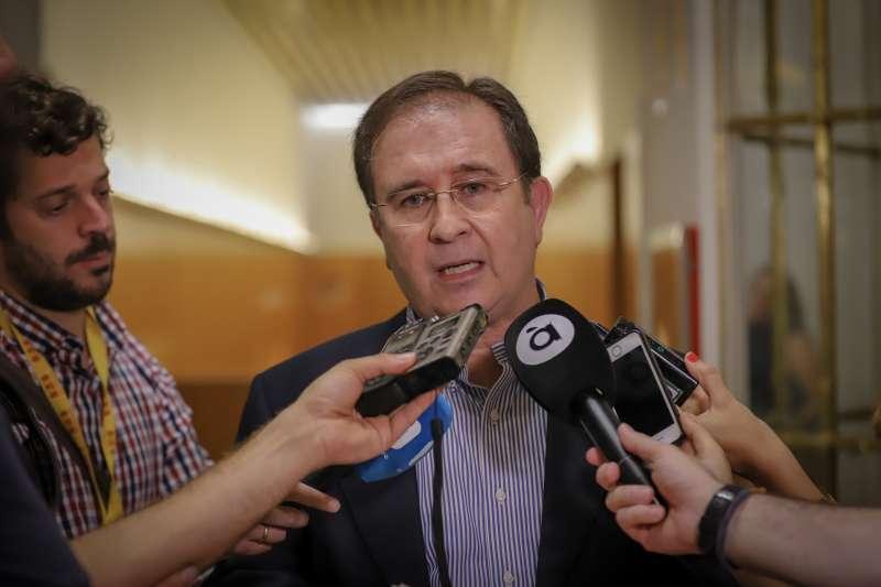 El diputado de Cs en Les Corts y portavoz de Sanidad, Juan Córdoba