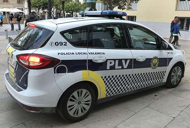 Coche de la Policía Local FOTO ARCHIVO