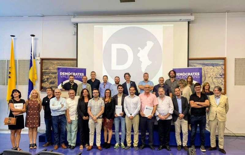 Assamblea Demòcrates Valencians. EPDA