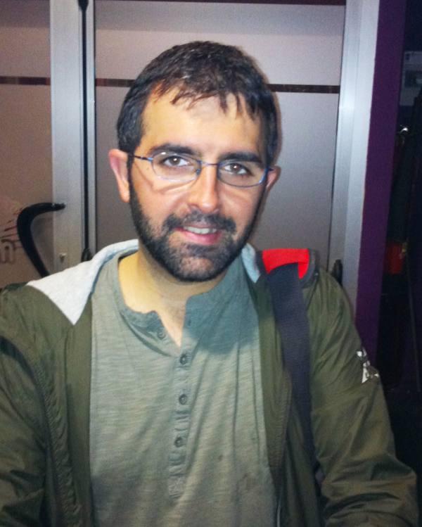 El nuevo secretario comarcal del Bloc. //FOTO EPDA