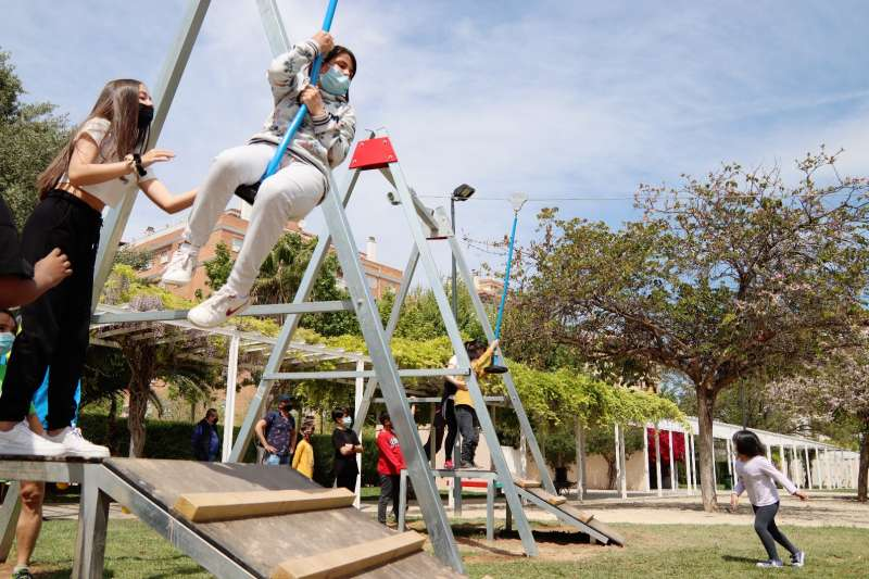 Parc de la Sequieta. EPDA