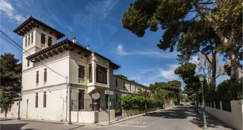 Patrimonio arquitectónico de Rocafort. EPDA