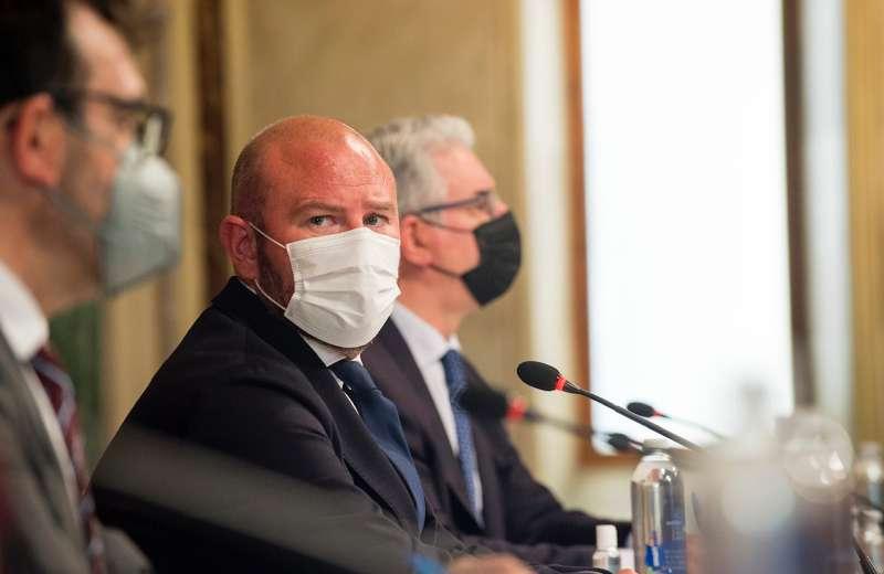 El presidente de la Diputació de Valencia, Toni Gaspar.