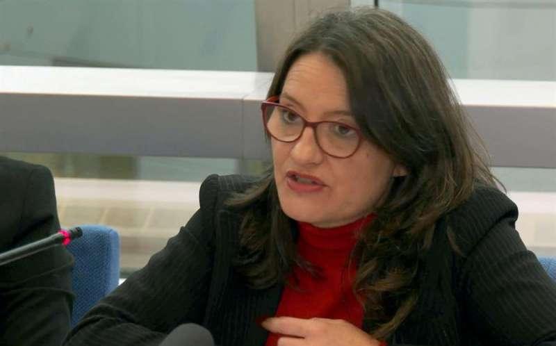 La vicepresidenta del Consell y consellera de Igualdad y Políticas Inclusivas, Mónica Oltra, EFE/Archivo
