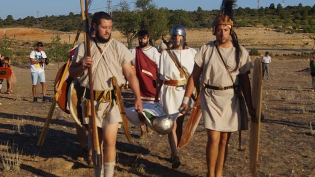 Museo de Prehistoria ha creado una historia ficticia para deleitar al público. FOTO: DIVAL