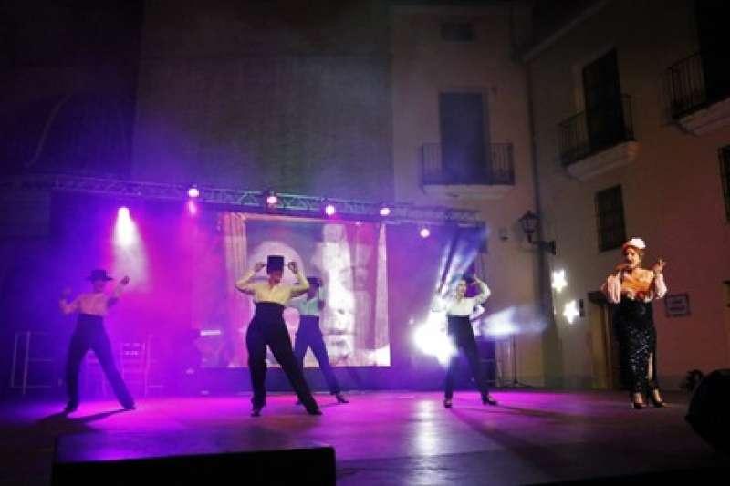 Noche de copla en Torrent. EPDA