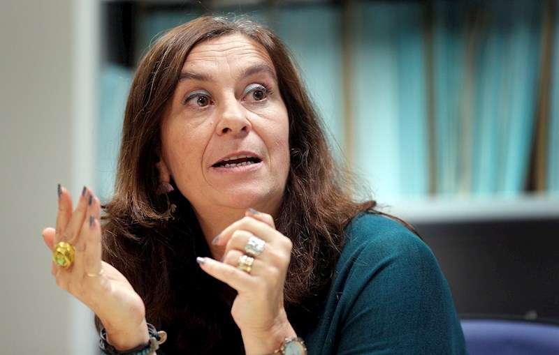 La fiscal valenciana contra los delitos de Odio, Susana Gisbert. EFE/Kai Försterling