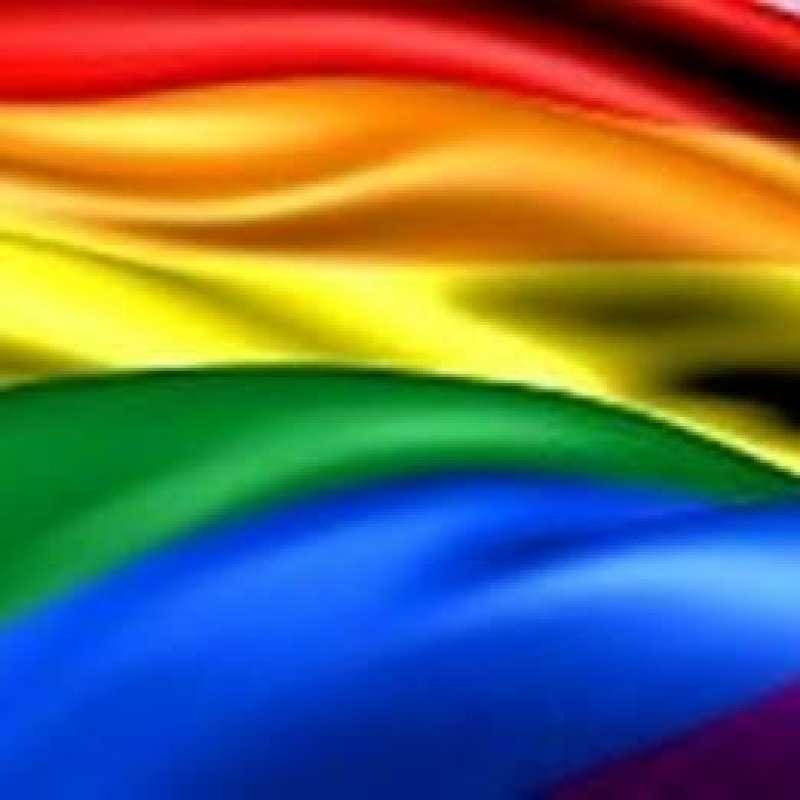 Bandera arcoiris. FOTO EPDA