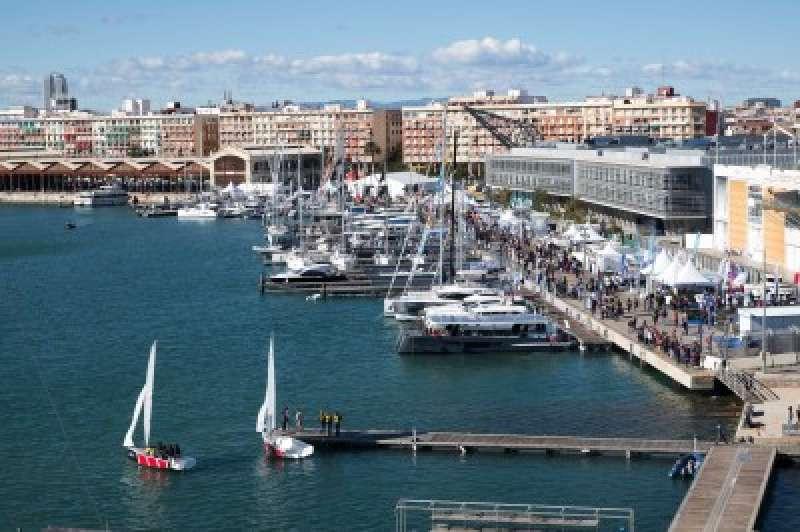 Valencia se prepara para el Valencia Boat Show. FOTO EPDA