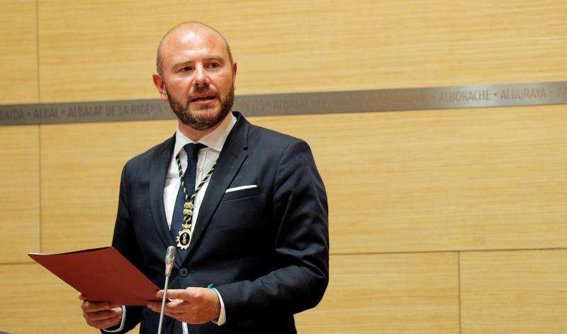 El presidente de la Diputación de Valencia, Toni Gaspar. EFE/Archivo